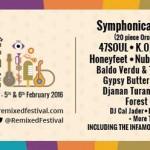 London Remixed Festival 2016 Announced