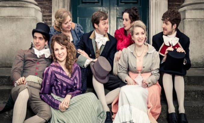 Austentatious at The Lowry