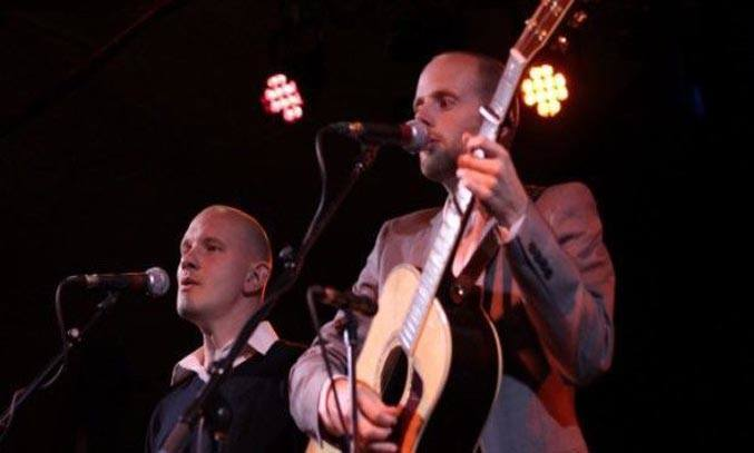 Bookends Simon & Garfunkel Through The Years at The Lowry