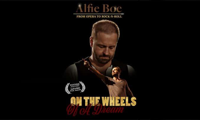 ALFIE BOE: ON THE WHEELS OF A DREAM