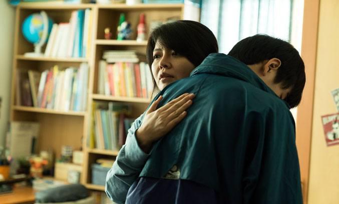 Kim Yeo-Jin and Seong Yu-bin in LAST CHILD
