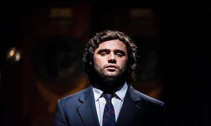 Toby Sebastian - The Music Of Silence (Andrea Bocelli)