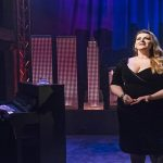 Jodie Prenger in TELL ME ON A SUNDAY.